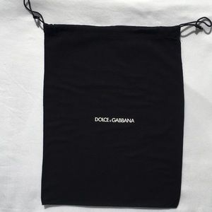 Dolce & Gabbana Authentic Dust Bag -Like New
